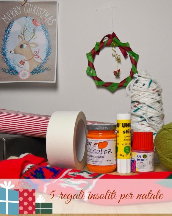 5 regali insoliti e creativi per soddisfare le richieste dei bambini a Natale!
