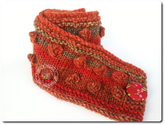 Come fare una cintura a maglia