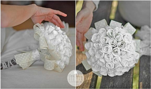 COLLAGE-bouquet-sposa-matrimonio-rose-carta-cristina-sperotto