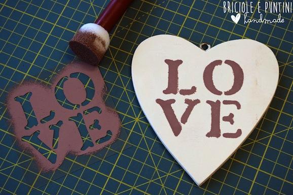 stencil san valentino