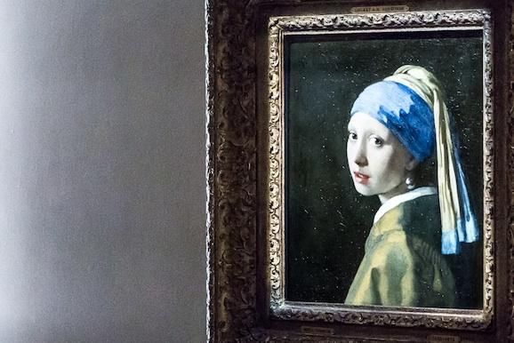 la ragazza con l'orecchino di perla-vermeer