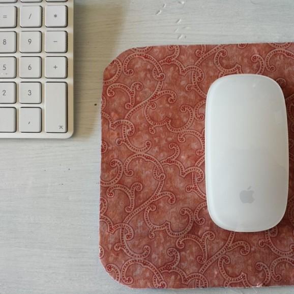 come fare un tappetino per il mouse