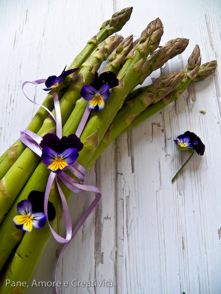 100 ricette con gli asparagi