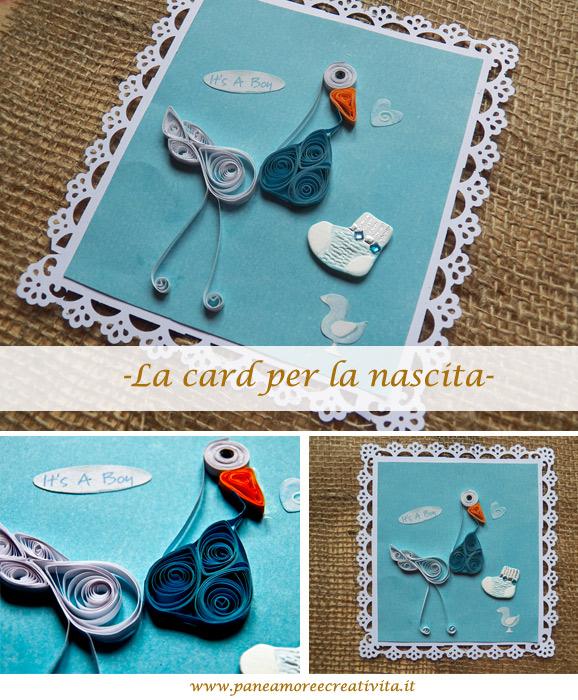 Famoso Tante splendide idee per creare biglietti per la nascita! · Pane LJ09