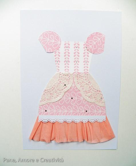 vestiti della principessa