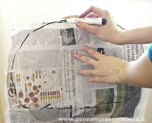 Come rivestire una sedia da ufficio for Coprisedia bianco ikea
