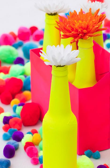 festa con colori fluo 1