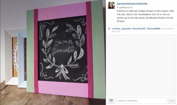 Instagram - Pane, amore e creatività