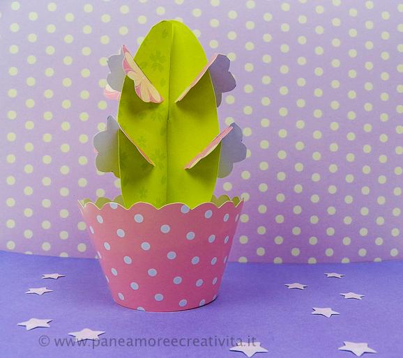pianta di carta