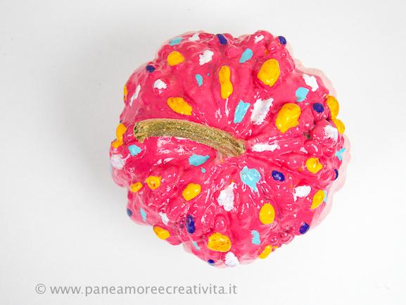 donuts _ decorare le zucche