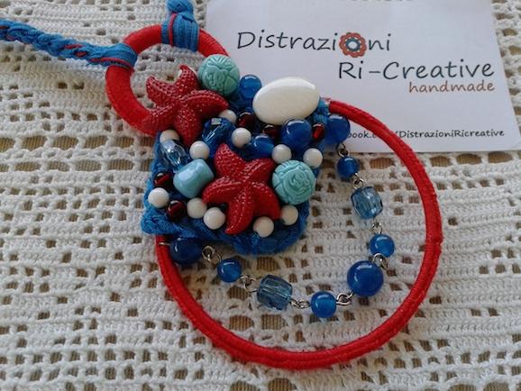 collana marina - distrazioni ri-creative