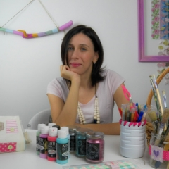 linda - my craft room