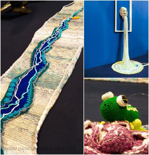 Acqua in divenire - crochet