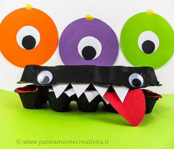 Il mostro di cartone. mostro di cartone-halloween 30ea84161228