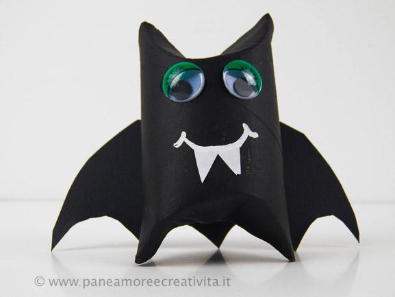 pipistrello-lavoretti di halloween