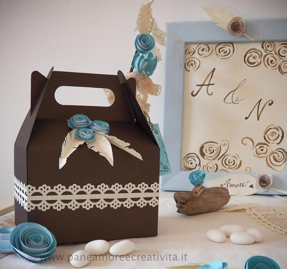 Super 3 modi per decorare le scatoline di cartone SelfPackaging | Pane  OJ65