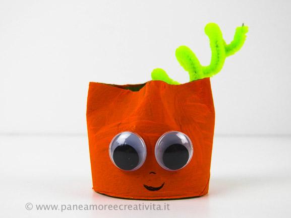 Molto 50 lavoretti di Halloween per bambini | Pane, Amore e Creatività AW16