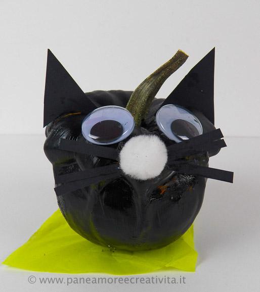 zucca_gatto_nero-lavoretti di halloween