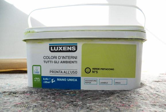 Un angolo di stile qui a casa mia con leroy merlin for Leroy merlin pittura
