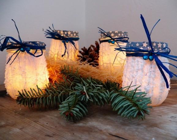Natale con ecor le lanterne dell 39 avvento pane amore e for Decorazione lanterne natale
