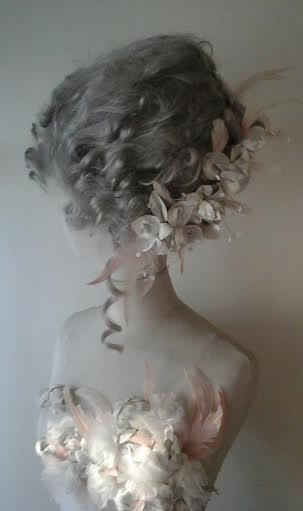 creazione abito sposa - edoardo maria maggiolo
