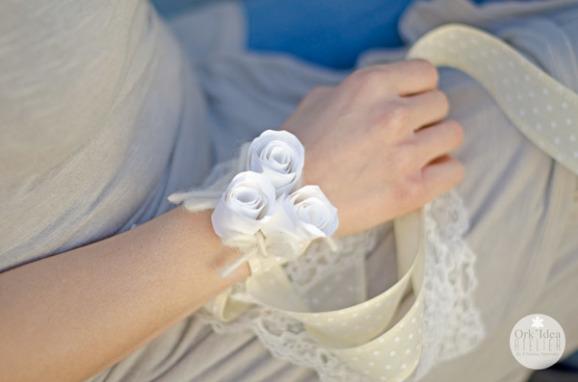 bracciale-damigelle-sposa-boccioli-rosa-carta-cristina-sperotto