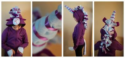 costume da unicorno