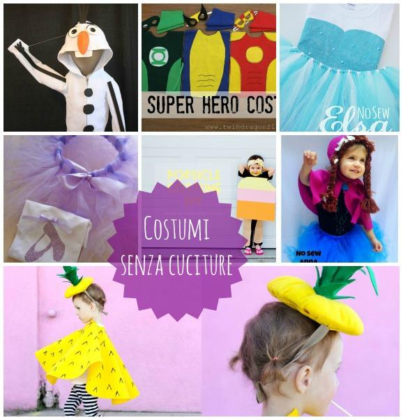 Carnevale  costumi senza cuciture fai da te · Pane 0974ab6bf114