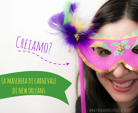 maschera new orleans - linda