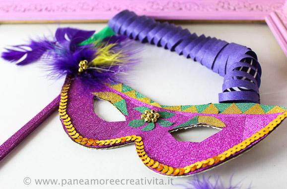 Come fare una maschera di carnevale in stile new orleans for Casa in stile new orleans
