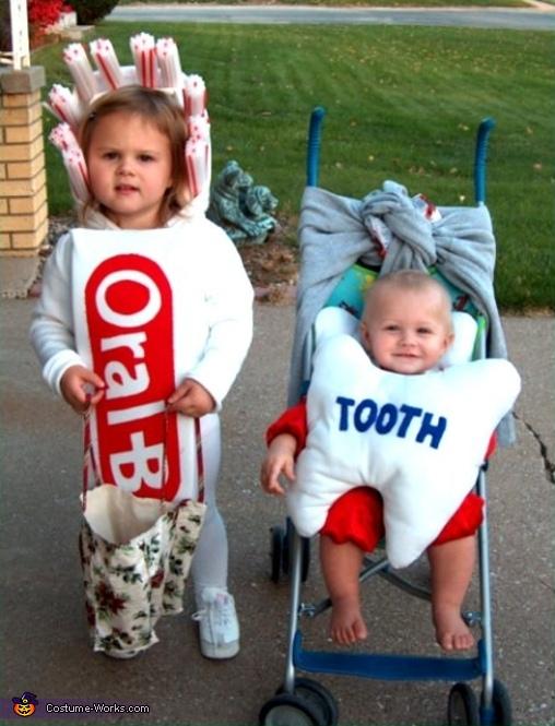 costume da dentino