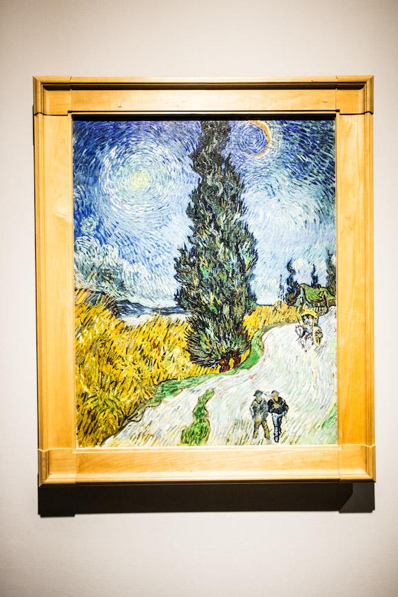 Tutte le foto della mostra sponsorizzata da Segafredo: Tutankhamon Caravaggio Van Gogh
