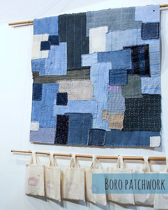 patchwork boro - abilmente 2015