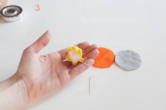 fiori di feltro tutorial -2