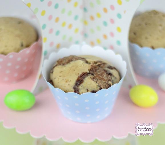 muffin-allo-yogurt-e-cioccolato--ricetta-con-le-uova-di-pasqua2