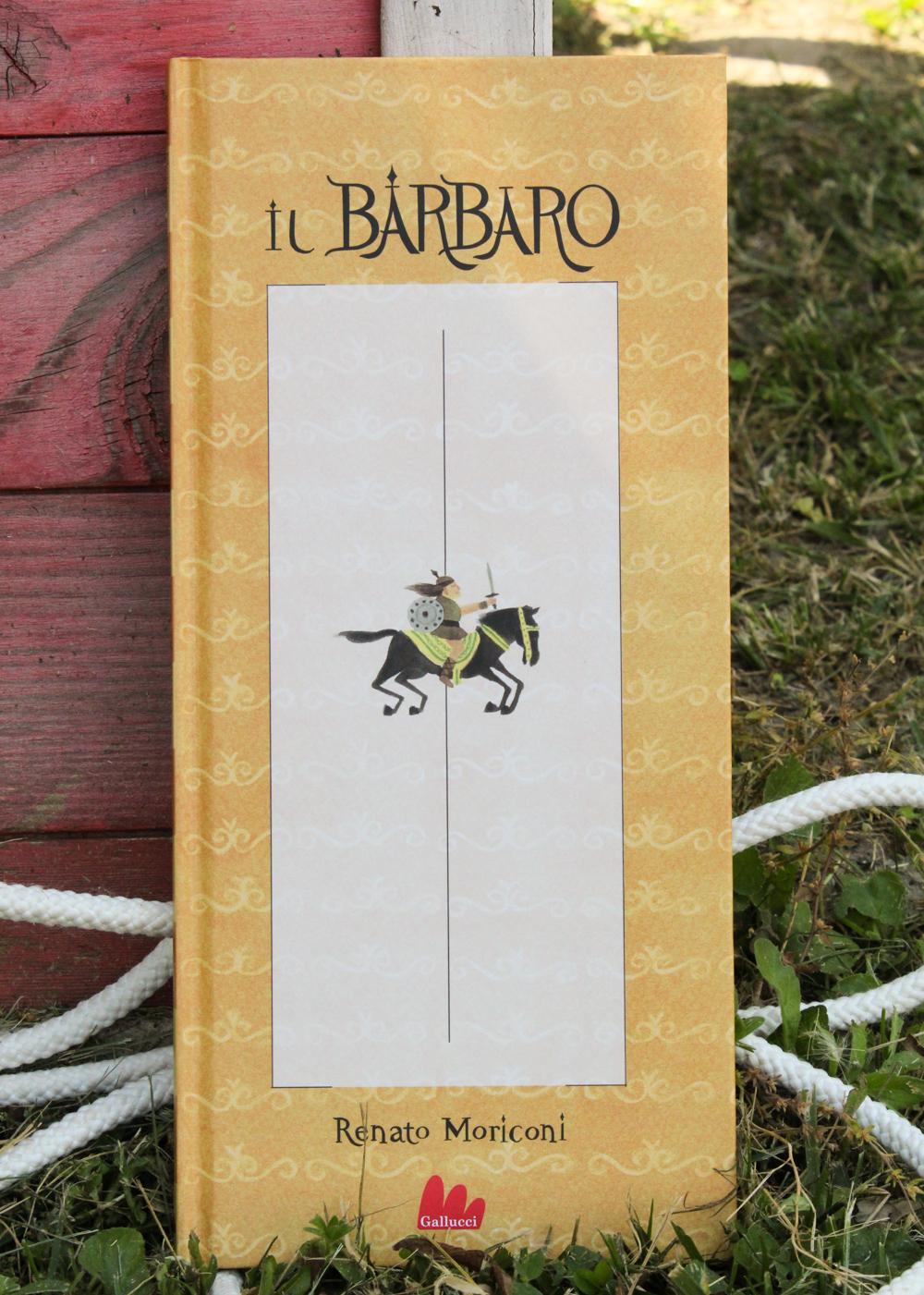 il barbaro - gallucci