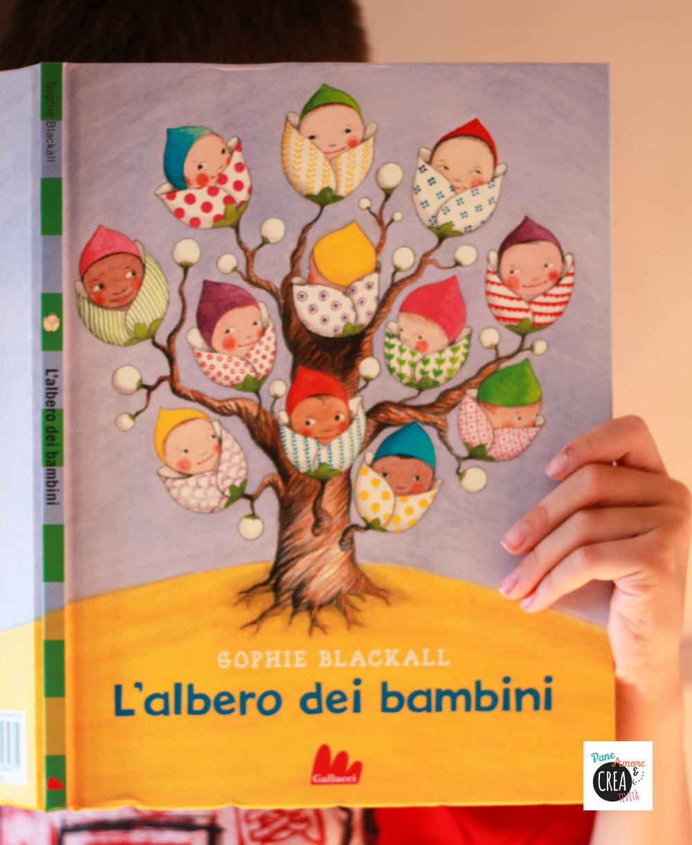 Eccezionale Libri per bambini: L'albero dei bambini - Pane, Amore e Creatività  SL65
