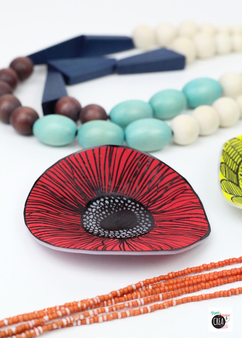 Come fare un nodo scorrevole per collane e bracciali - Porta gioielli fatti in casa ...