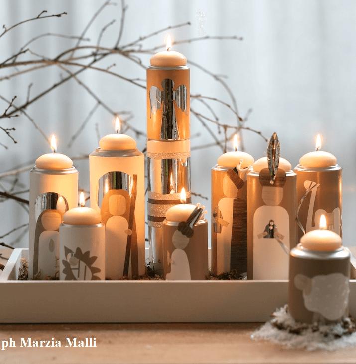 Presepe creativo - Foto Marzia Malli-Edoardo Maria Maggiolo n.1