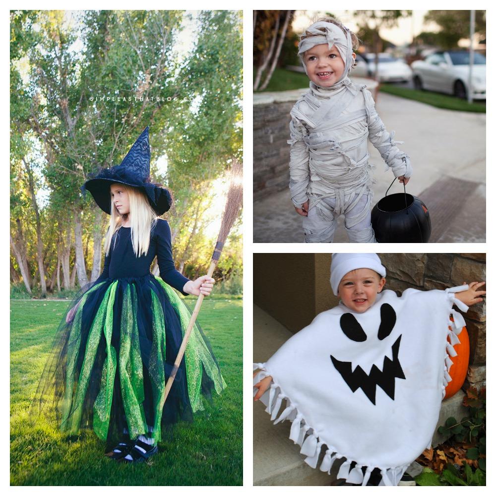 costumi di halloween senza cuciture
