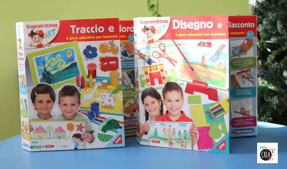 Popolare Imparare a disegnare giocando con Clementoni: Traccio e coloro  HH04