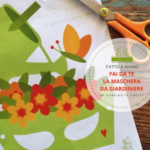 Il sito per chi si sente creativo e per chi vuol for Donare un giardiniere
