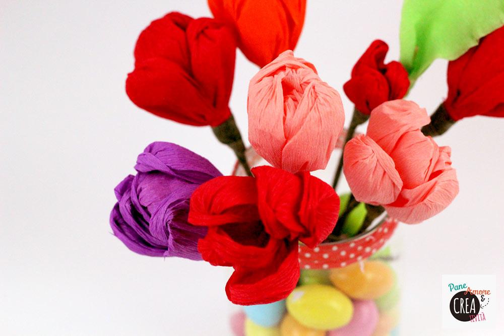 Favori Fiori di carta fai da te: i tulipani - Pane, Amore e Creatività  NM26