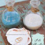 Matrimonio fai da te: il rito della sabbia