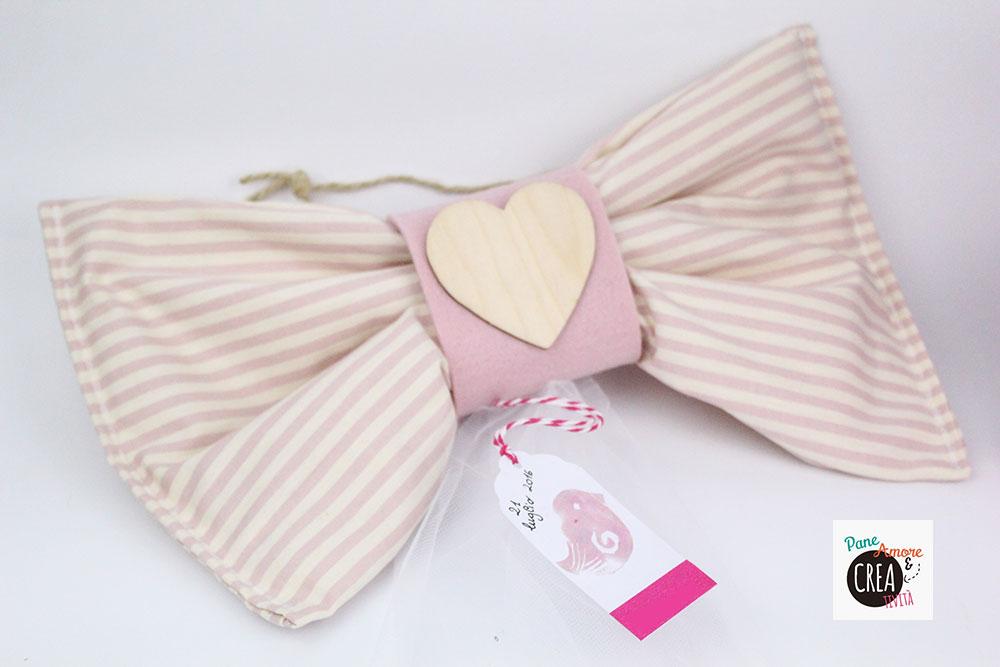 Super Tutorial di cucito: come fare un fiocco nascita - Pane, Amore e  DX44