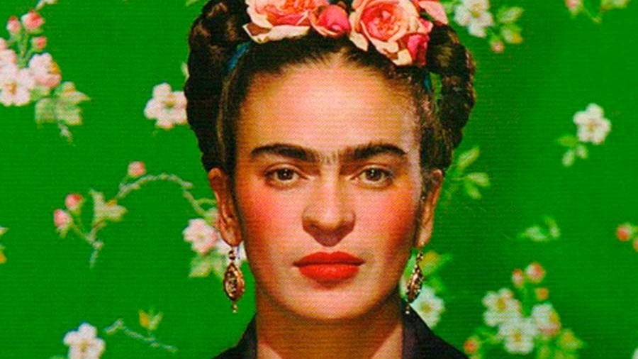 il costume da frida kahlo