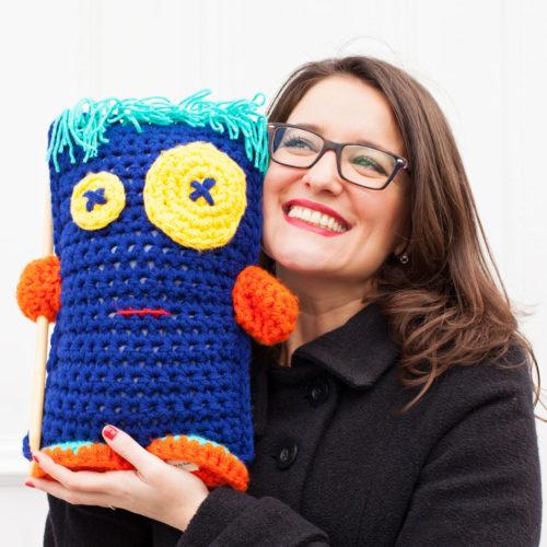 Intervista ai creativi: Caterina Alinari, crochet designer indipendente
