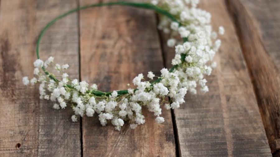 ottenere a buon mercato vendite speciali ben noto Coroncine per le spose e le damigelle: idee fai da te · Pane ...