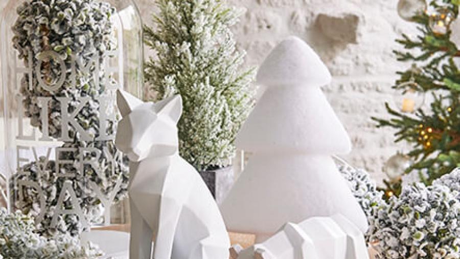 Idee Creative Natale 2016 : Maisons du monde: le più belle decorazioni per natale 2016 · pane
