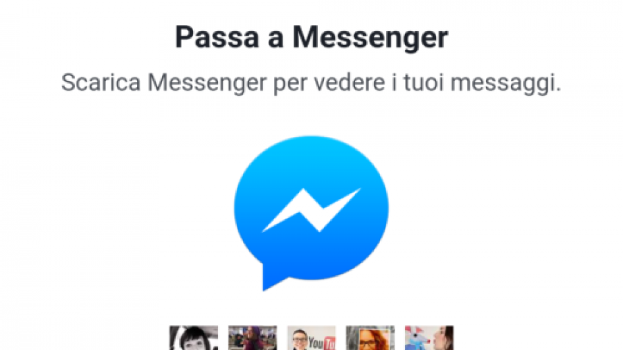 messaggi di facebook